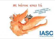 Con libro ilustrado, enseña UNICEF a los niños como protegerse del Coronavirus