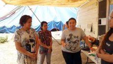 Integrantes del Circo Atayde piden ayuda alimentaria