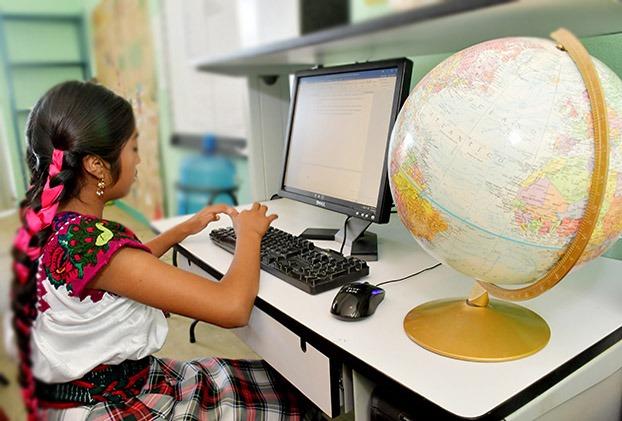 Acerca IEEPO la 'Guelaguetza de aprendizajes en Atlas digital'