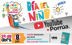 Con festival literario en línea celebrarán a la niñez