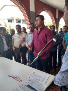 Pide edil de Yucuná apoyo para enfrentar contingencia por Covid-19