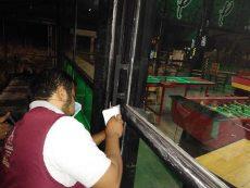 Clausuran dos bares de Huajuapan por incumplir decreto por contingencia del COVID-19