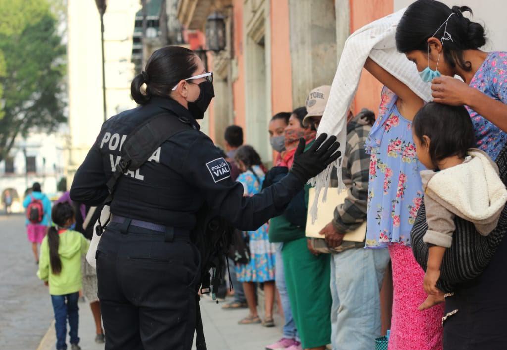 Suman 86 nuevos casos de Covid-19 en Oaxaca