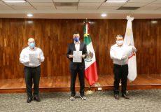 Agradece Alejandro Murat el compromiso de las y los maestros de Oaxaca
