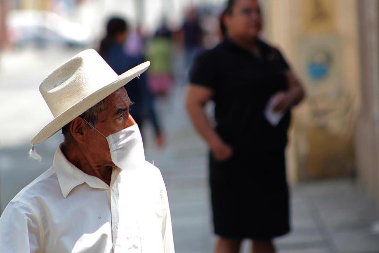 Por Covid-19, Oaxaca está en alerta amarilla