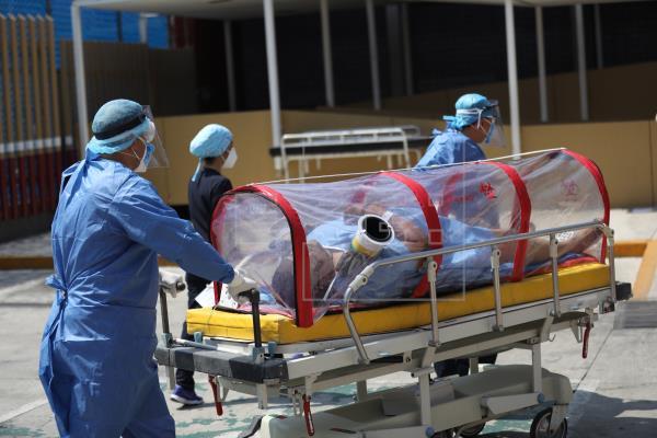 Sudamérica 'se está convirtiendo en el nuevo epicentro' de la pandemia: OMS