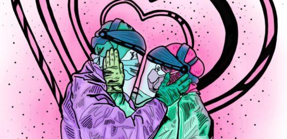 Conoce las 'Miradas artísticas sobre la pandemia'