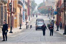 Afecta Covid-19 a 137 municipios en Oaxaca