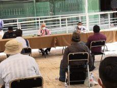 Buscan solución a conflicto agrario entre comunidades triquis y San Pedro Chayuco