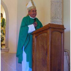 """Por COVID-19, analizaráDiócesis de Huajuapan cancelación de la festividad del """"Señor de los Corazones"""""""