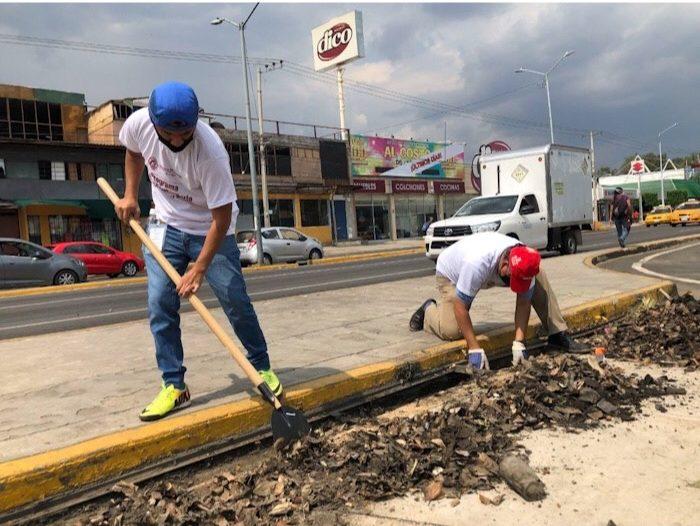 """Inicia Ayuntamiento de Oaxaca de Juárez actividades del Programa """"Labor Comunitaria"""""""