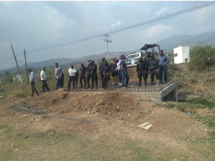 Se registra enfrentamiento entre Ayuntamiento y Comisariado de Juxtlahuaca