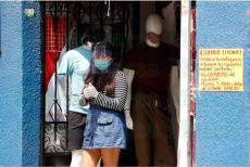 Abren negocios del Centro Histórico de Oaxaca