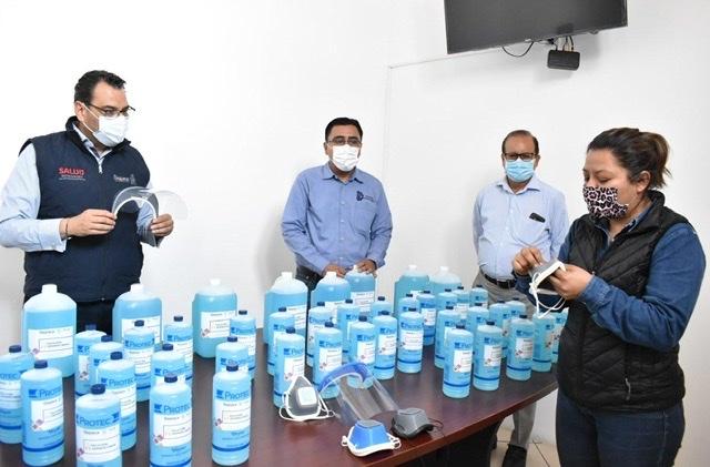 Agradece Gobierno de Oaxaca solidaridad de empresas ante la pandemia