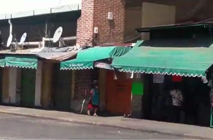 Reducen movilidad en mercados 'Benito Juárez' y '20 de Noviembre' en Oaxaca