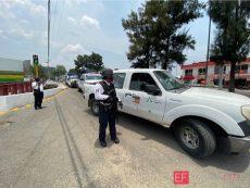 Impiden sanitización en San Antonio de la Cal