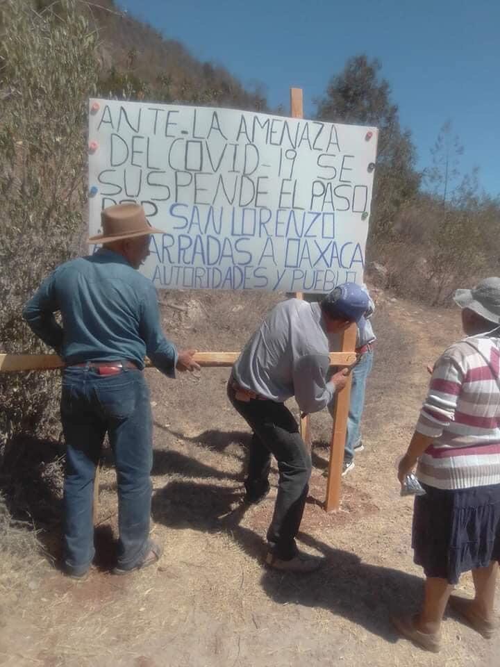 AL Margen: ¿Son constitucionales las restricciones a la movilidad de las personas en comunidades indígenas de Oaxaca?