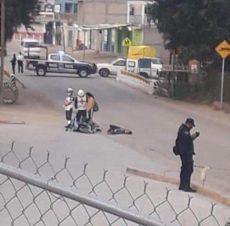 Fallece motociclista en Miahuatlán tras ser atropellado, el presunto responsable se dio a la fuga