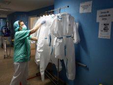 Al menos 90 mil trabajadores de la salud, infectados con Covid-19