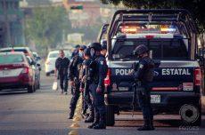 Mantiene policía cerco en las inmediaciones de la Central de Abasto_01