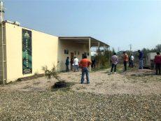 Clausuran simbólicamente crematorio en San Pablo Etla