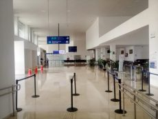 Calculan reducción de un 95 % de vuelos en Oaxaca