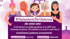 Aumenta violencia y desigualdad hacia la mujer durante la emergencia sanitaria