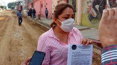 Piden frenar violencia por disputa de obra en Santa Lucía del Camino