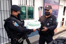 Garantizan seguridad pública y atención a COVID-19 en Oaxaca