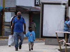 Es imperante mantener medidas sanitarias por Covid-19; Oaxaca sigue en semáforo rojo