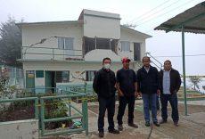 Cuantifican daños en hospitales y clínicas del IMSS por el sismo