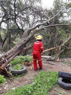 Alerta Protección Civil a no correr riesgos en temporada de lluvias