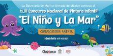 """El 11 de junio, el IEEPO cierra el plazo del concurso""""El Niño y la Mar 2020"""""""