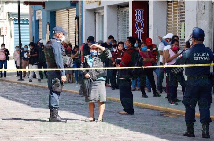 Suman 475 muertes por Covid en Oaxaca; 9 son infantes