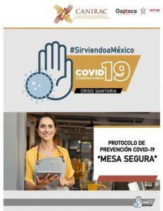 Listos, Protocolos de Salud e Higiene para el sector turístico en Oaxaca