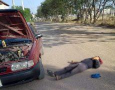 Asesinan a individuo en San Luis Amatlán