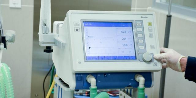 Aumentarán Oaxaca capacidad hospitalaria con nuevos ventiladores mecánicos
