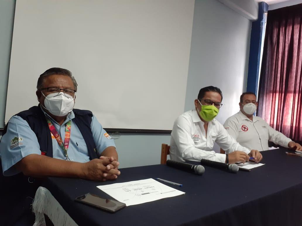Supera Huajuapan los 100 casos de COVID-19