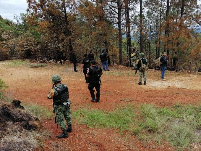 Coordina Fiscalía búsqueda de agente municipal en la Mixteca