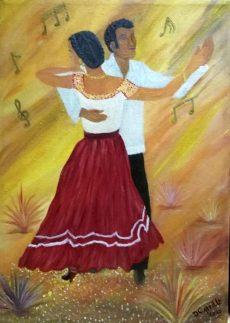Pintores de la Mixteca realizaron primera exposición virtual y concurso a nivel estatal