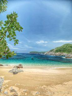 Reabren playas de forma gradual
