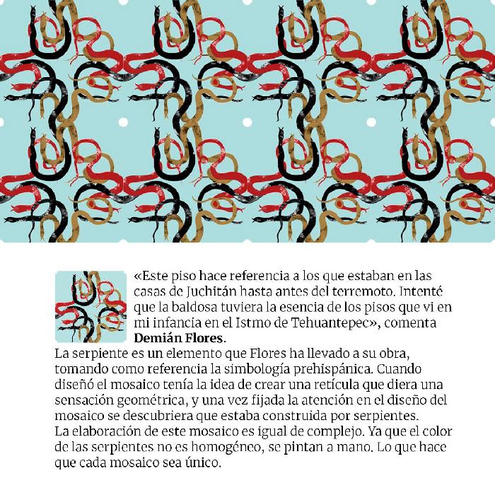 Invitan a a participar en el Concurso de diseño de mosaico