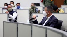 Encabeza Murat la instalación del Comité de Evaluación de Daños por el sismo en Oaxaca
