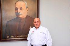 El director general del IEEPO, Francisco Ángel Villarreal, resaltó el profesionalismo, vocación y entrega para concluir el ciclo escolar 2019-2020.