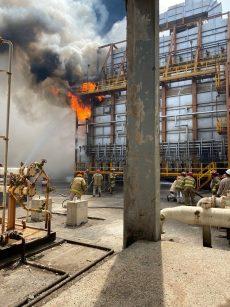 Fallece trabajador de la refinería de Salina Cruz