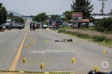 Indaga Fiscalía el asesinato de 3 hombres y una mujer en Ocotlán