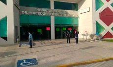 14 trabajadores de salud, que laboran en el Hospital General Macedonio Benítez Fuentes de Juchitán de Zaragoza, dieron positivo a la Covid-19