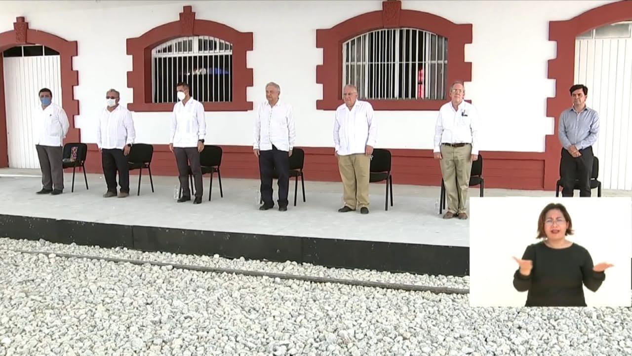 Refrendan gobiernos de Oaxaca y México compromiso por el Istmo