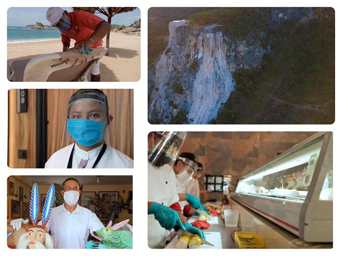 Reconocen a Oaxaca con el Sello de Seguridad Global del Consejo Mundial de Viajes y Turismo