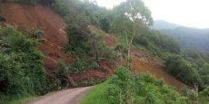 Apoya CAO por deslave de en Tlaxiaco
